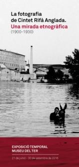 La fotografia de Cintet Rifà Anglada. Una mirada etnogràfica (1900-1930)