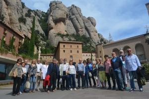 Foto grup Montserrat