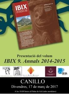 Cartell.Ibix.Canillo.2017
