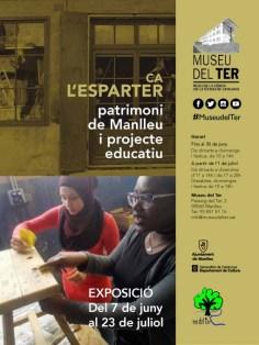 Ca l'Esparter, patrimoni de Manlleu i projecte educatiu