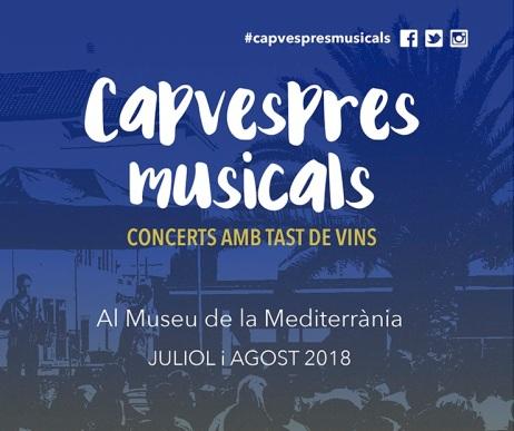 Capvespres musicals 2018 2