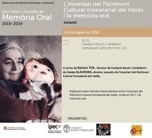 Memoria.oral.Sabadell