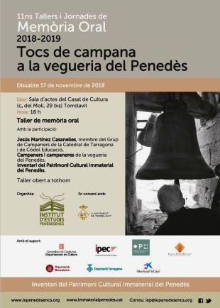 Cartell Campanes-Torrelavit 17nov